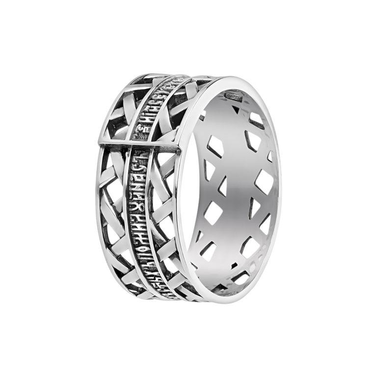 Кольцо «Молитва предначинательная» 03.146А